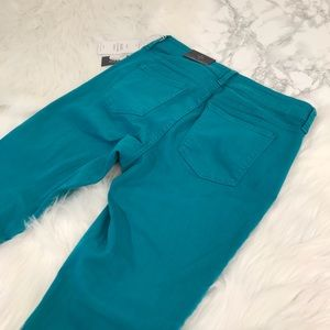 NYDJ Pants - NYDJ Alex Convertible Ankle Pant in Blue size 4